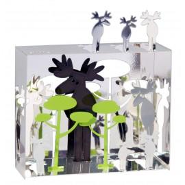 Mini World Magneet Moose