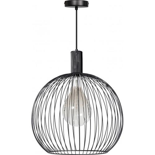 wire hanglamp  u00d8 50cm