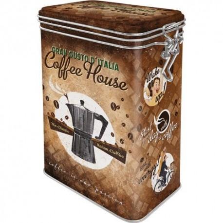 Retro Blik Coffee House