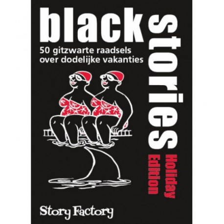 Black Stories Holiday Edition
