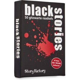 Black Stories 50 Gitzwarte Raadsels