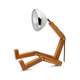 Tafellamp Mr Wattson Wit
