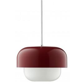 Haipot Hanglamp Donker Rood