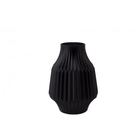 Vaas  Stripes Medium Zwart