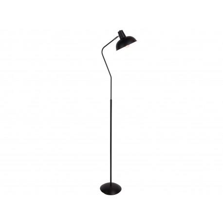 Leitmotiv Vloerlamp Hood Mat zwart