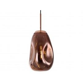 Leitmotiv Hanglamp Blown Glas Rosegoud M