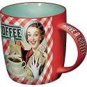 Nostalgic Art Mok Have A Coffee