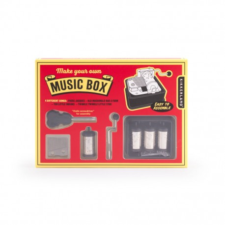 DIY Music Box Set