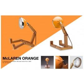 Tafellamp Mr Wattson Oranje