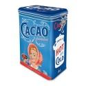 Retro Blik Cacao