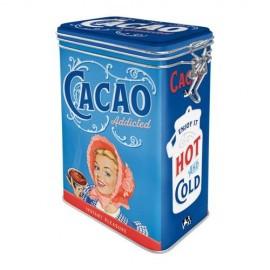 Retro Blik Cacoa
