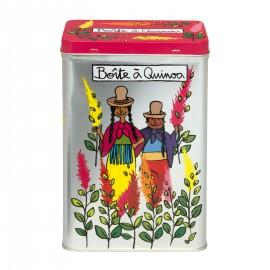 Voorraadblik Quinoa Trésor
