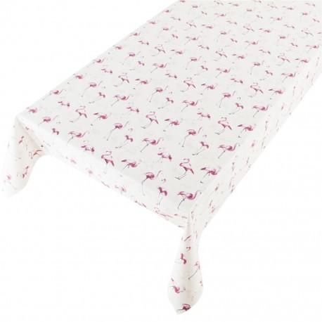Tafelzeil Flamingo