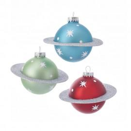 Kerstbal Saturnus