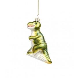 Kerstbal  Dino T-Rex
