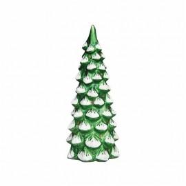 Glazen Kerstboom Met Verlichting