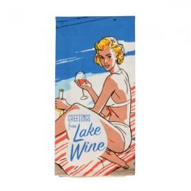Theedoek Lake Wine