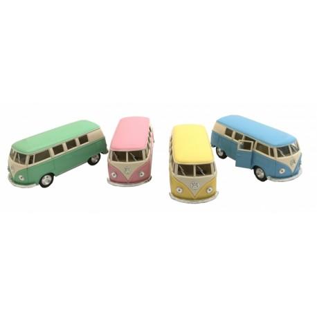 Classical 1962 Volkswagen Bus Pastel
