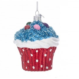 Cupcake Kerstbal