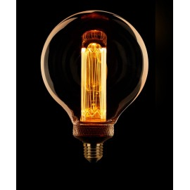 Led Lamp Kooldraad Globe 9,5cm E27