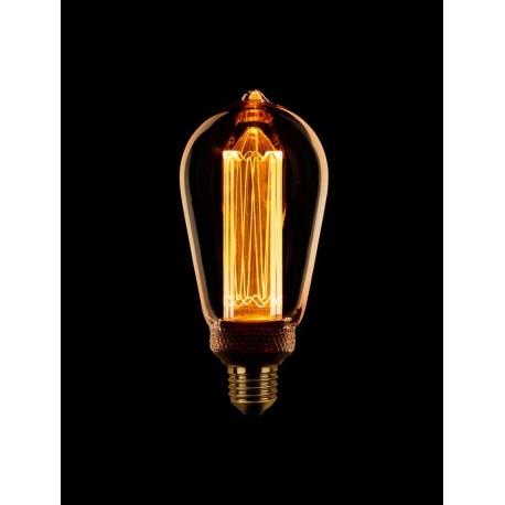 Led Lamp Kooldraad Edison ST64 E27