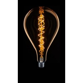 Standaard XXL Filament Spiraal LED Lamp E27