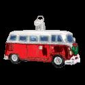 Kerstbal Volkswagenbus Camper