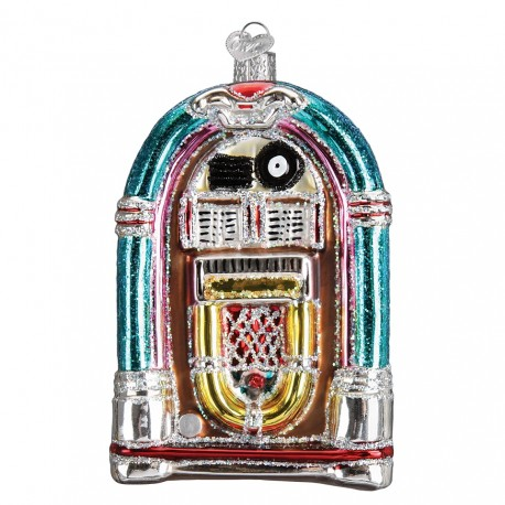 Kerstbal Jukebox