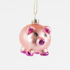 Kerstbal Miss Piggy