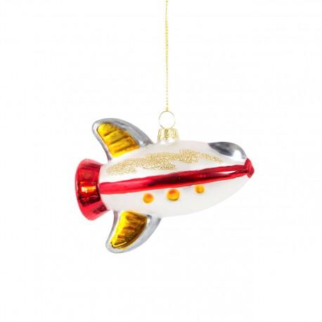 Kerstbal Ruimteschip