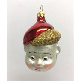 Kerstbal Pietje Bell