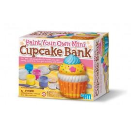 4M Bouwpakket Beschilder een Cup cake Spaarpot