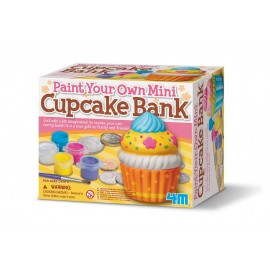 4M Bouwpakket Schlider een Cupcake Spaarpot