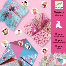 Djeco Knutselpakket Origami Waarzeggers
