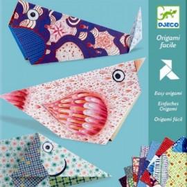 Djeco Knutselpakket Eenvoudige Origami Grote Dieren
