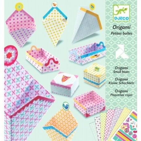 Djeco Knutselpakket Origami Kleine Doosjes