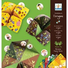 Djeco Knutselpakket Origami Zoutvaatjes