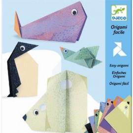 Djeco Knutselpakket Origami Pooldieren