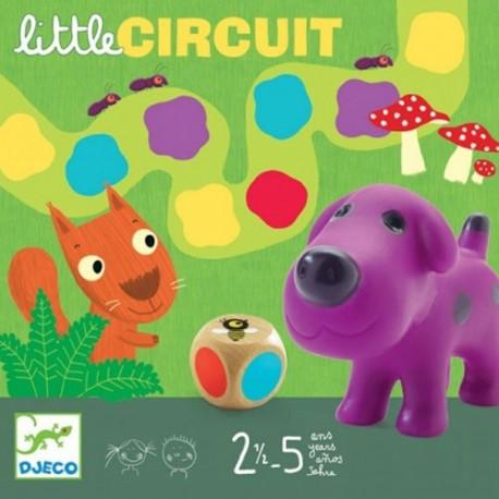Djeco Bordspel Little Circuit