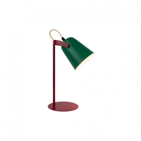 Tafellamp Chloe Donker Groen