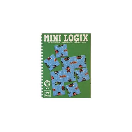 Djeco Mini Logix Onmogelijke Puzzel