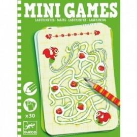 Djeco Mini Games Doolhof