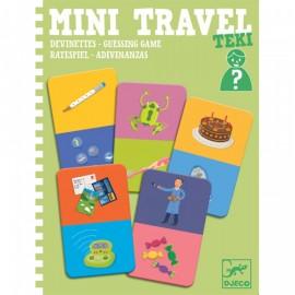 Djeco Mini Travel Raadspel