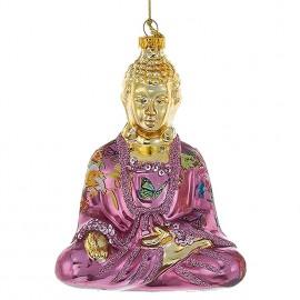 Kerstbal Buddha
