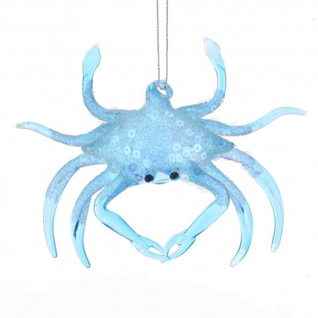 Kerstbal Crab