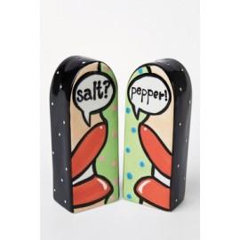 Peper & Zout Pop Art Comic