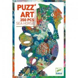 Djeco Art Puzzel Zeepaard