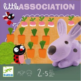 Djeco Associatiespel Little Association