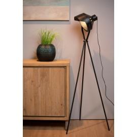 Vloerlamp Cicleta Zwart