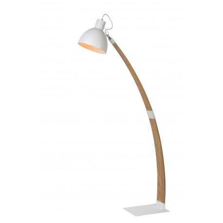 Vloerlamp Curf Wit